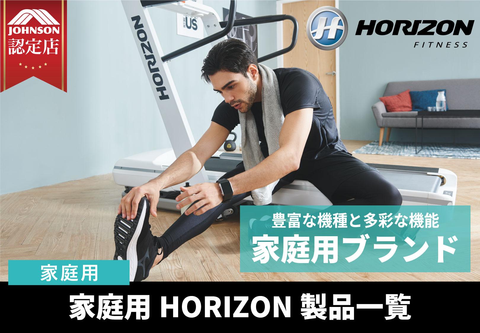 ジョンソン HORIZON