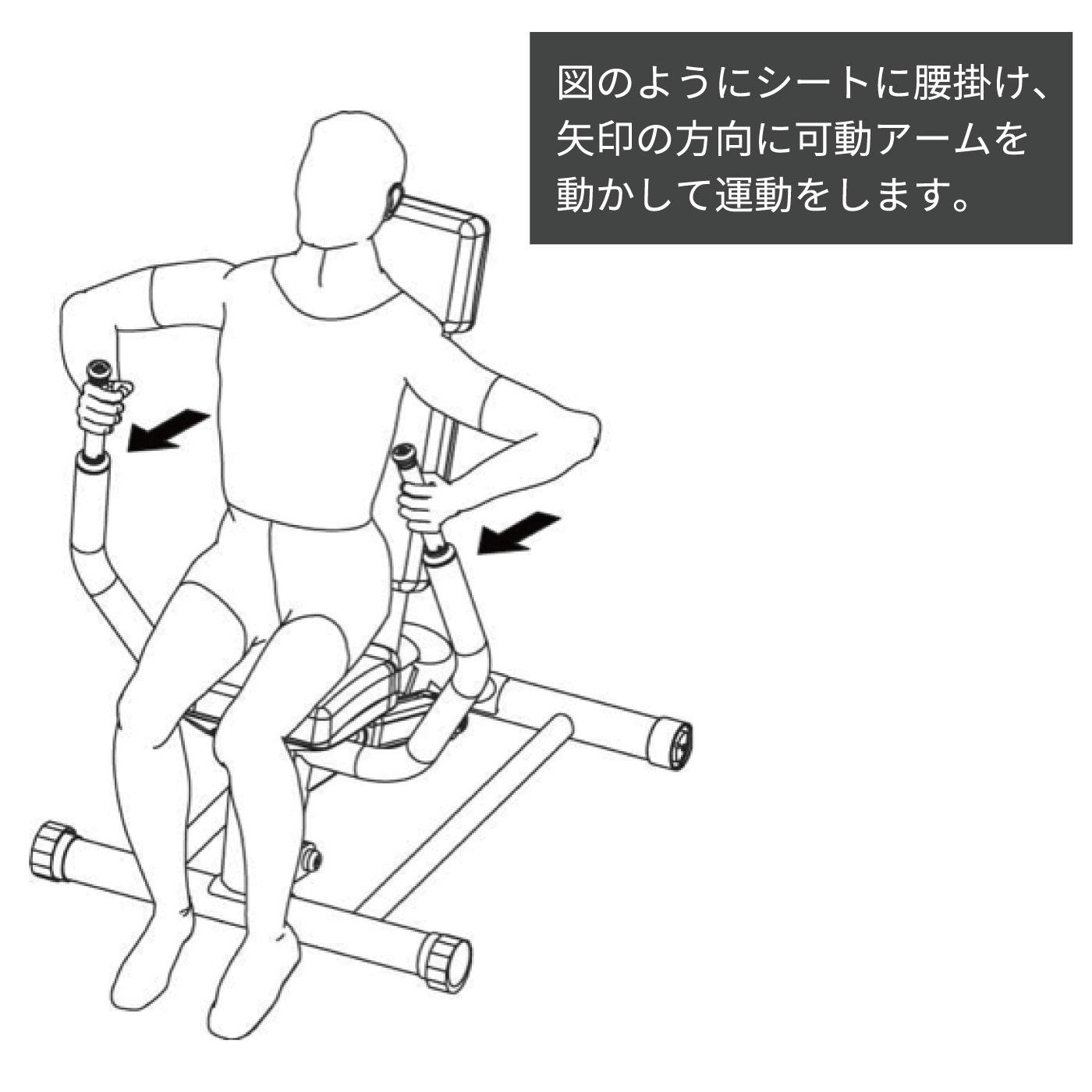 DK-1201のトレーニング方法