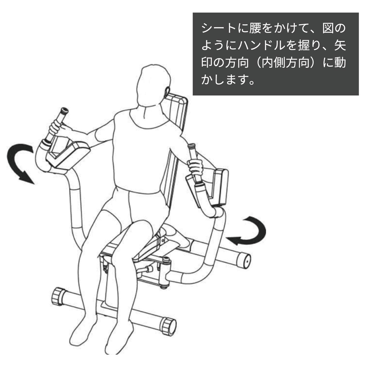 DK-1203のトレーニング方法