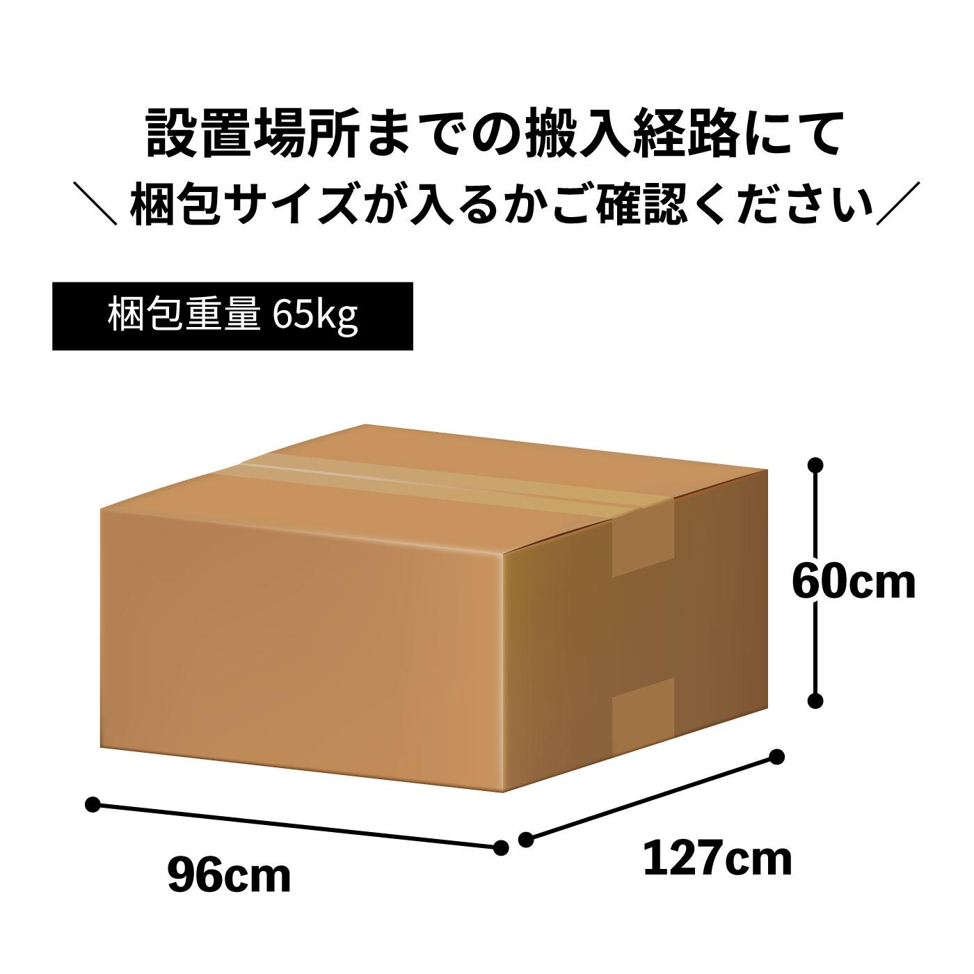 DK-1204の梱包サイズ
