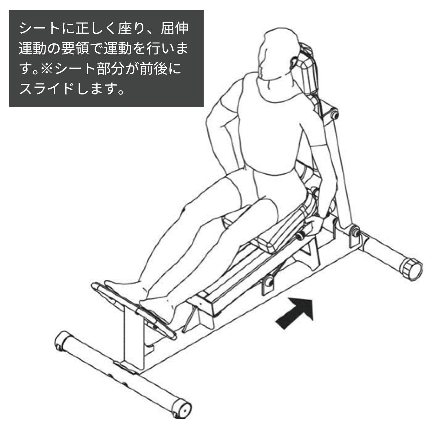DK-1207のトレーニング方法