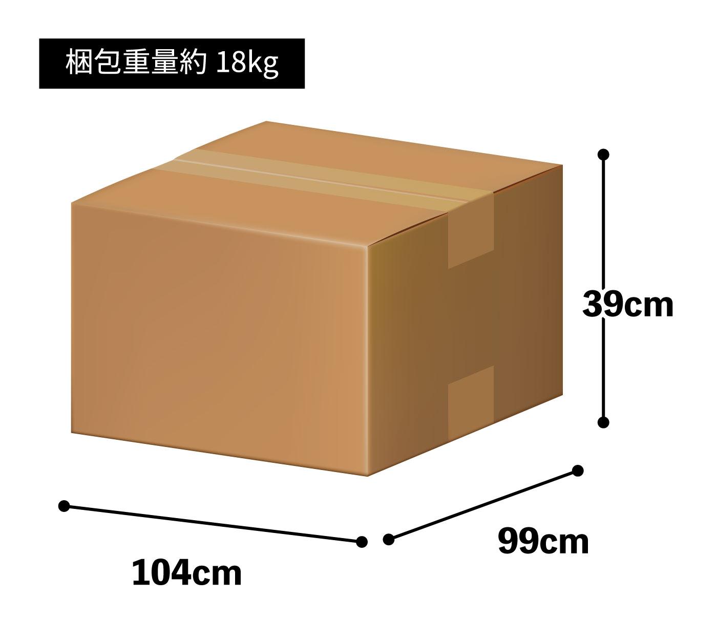 DK-6059の梱包サイズ�
