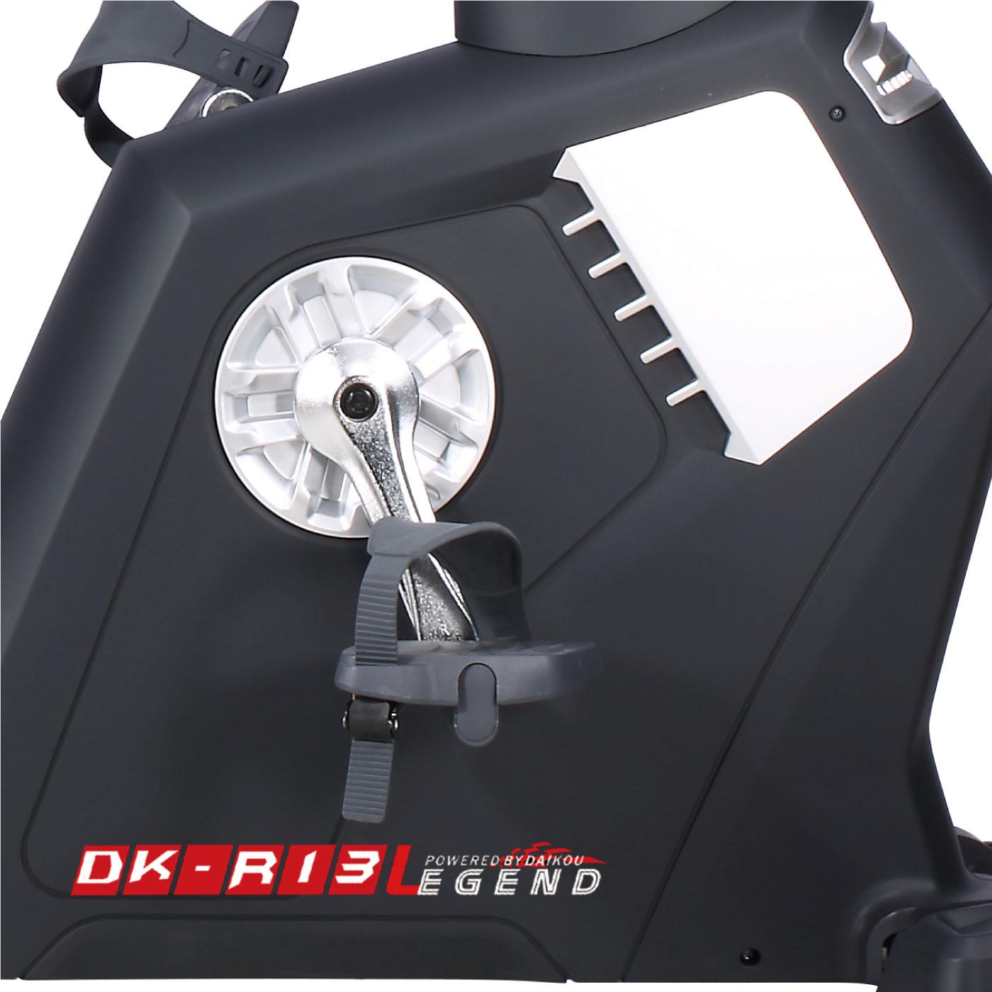 自家発電式フィットネスバイク