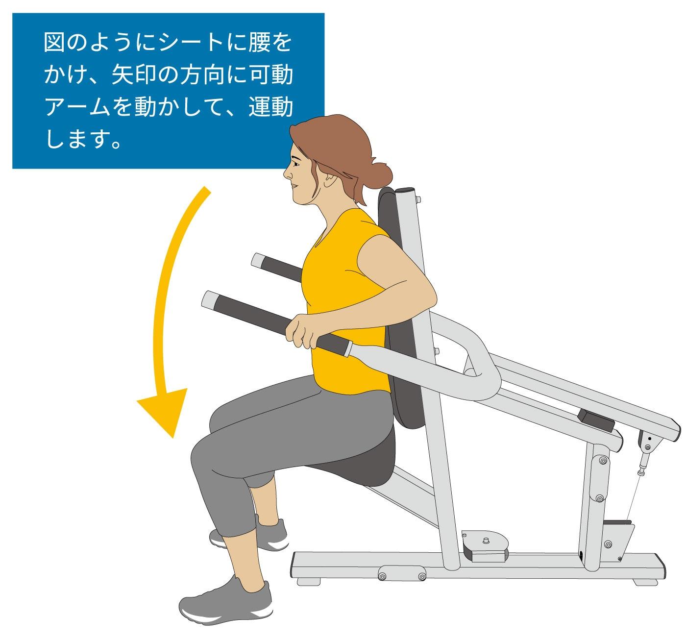 トライセプスプレスのトレーニング方法