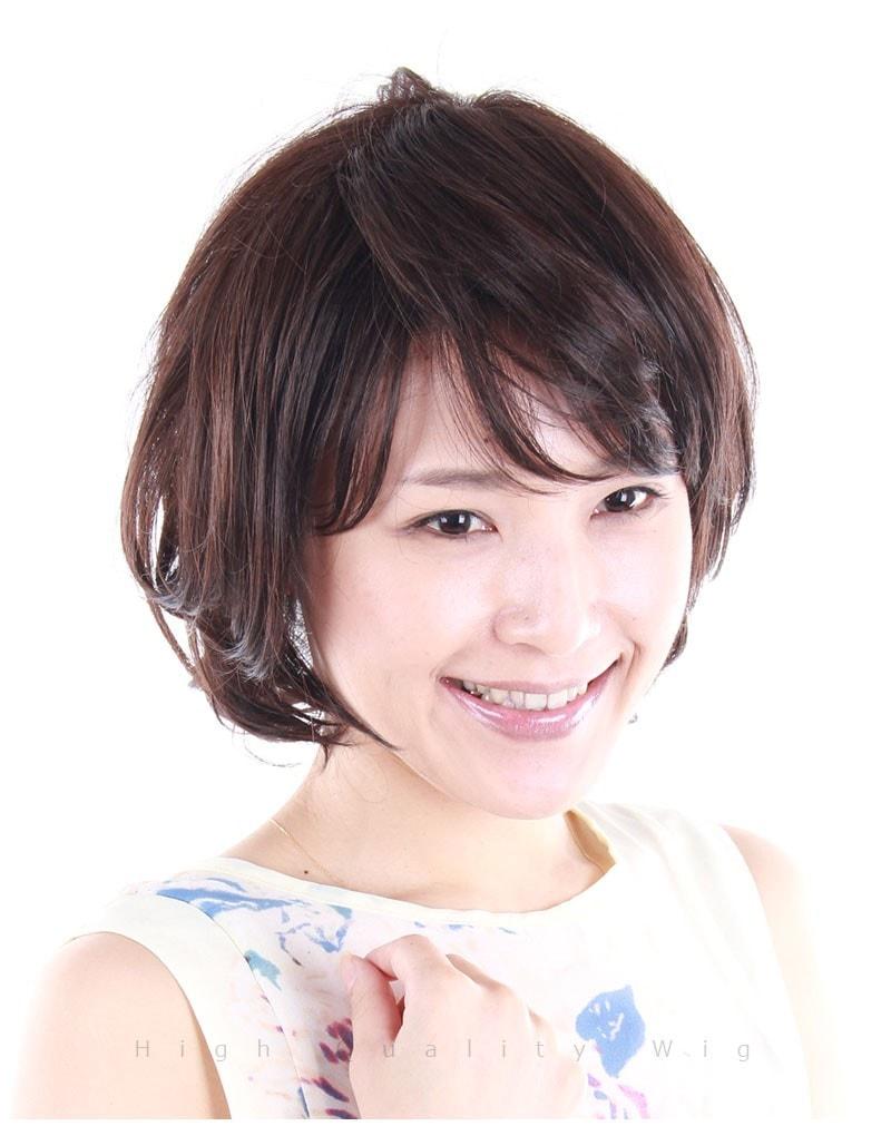 フルウィッグ人毛のモデル画像6_jh302040_m