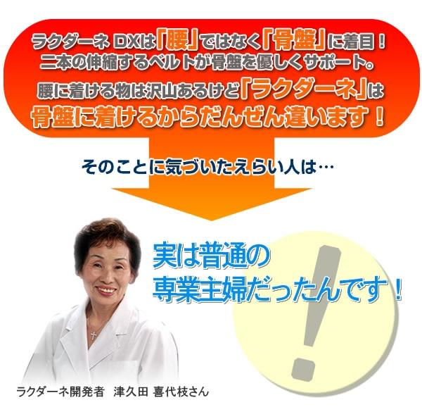 ラクダーネDX商品説明5