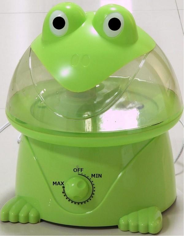 カエル加湿器の商品画像