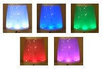 7色LEDライト機能