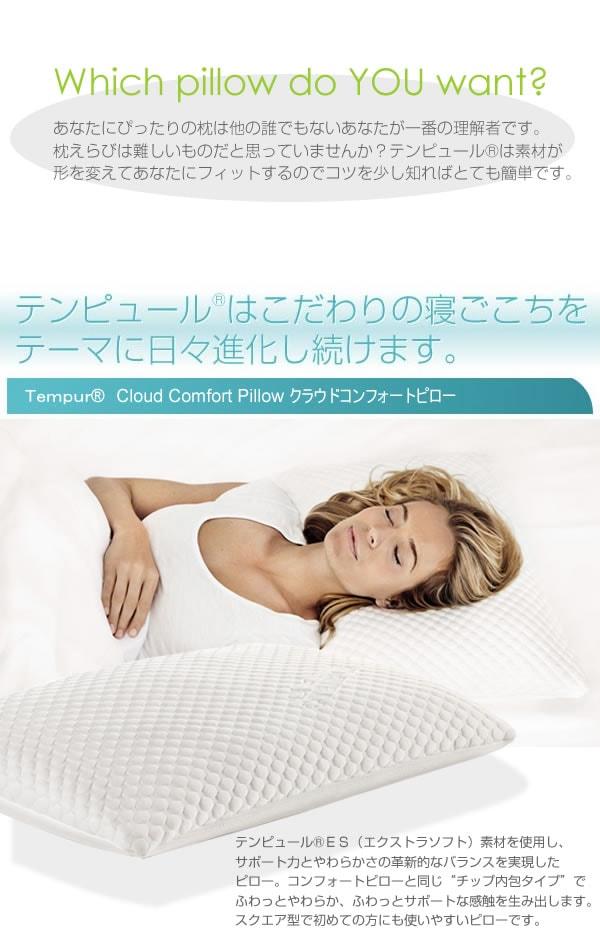 テンピュールはこだわりの寝心地をテーマに変化し続けています。