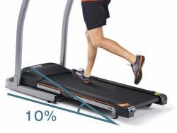 坂道ランニングは、足腰の強化に最適