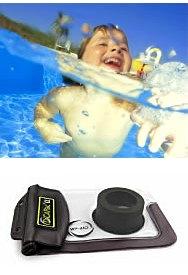 デジタルカメラ用防水パック