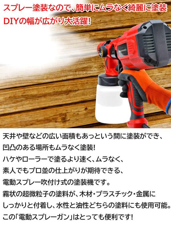 電動スプレーガン EI-90387