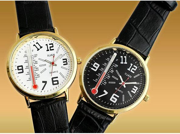 腕時計温度計