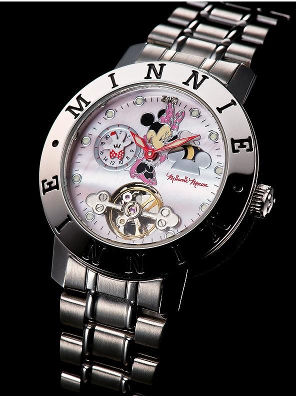ミニー腕時計