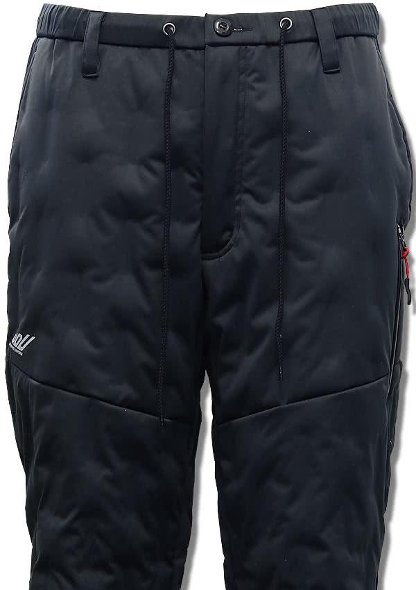 JDU LB-001 防寒パンツ ブラック