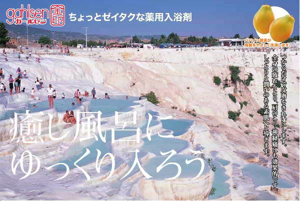 新ガールセン 癒しの湯のタイトル画像