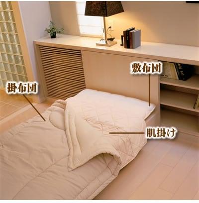 ビンテージ寝具