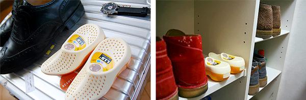 靴箱の除湿
