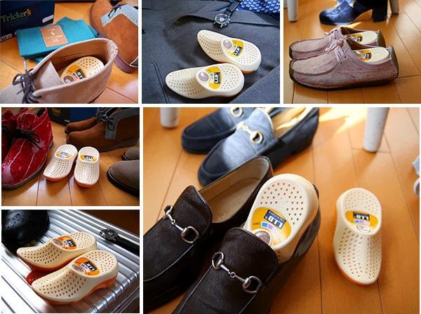 靴の湿気取り
