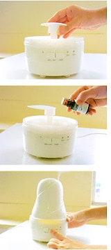 陶ご使用方法