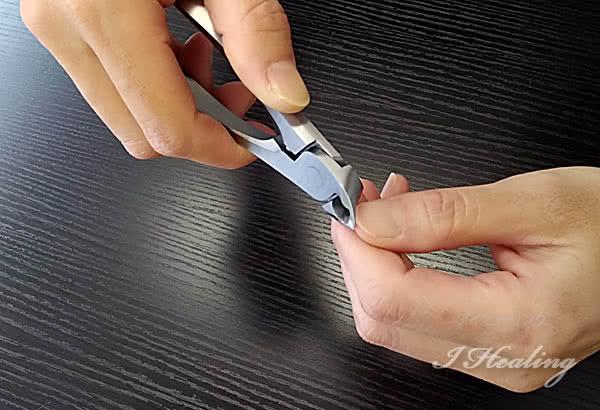 使いやすい爪切り