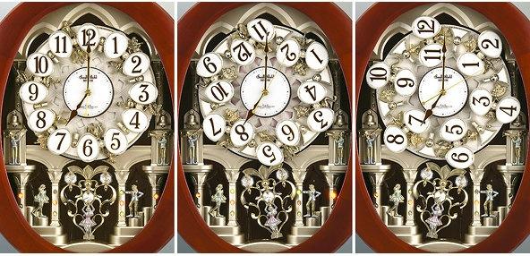 高級からくり時計