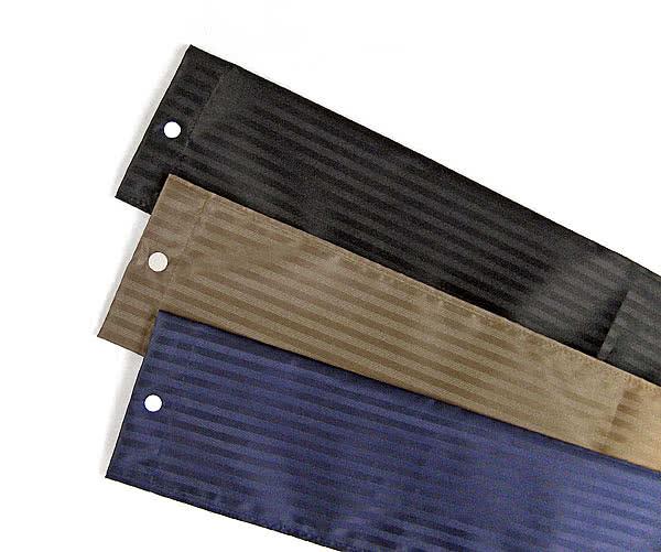 ジャガード杉綾織りの収納袋