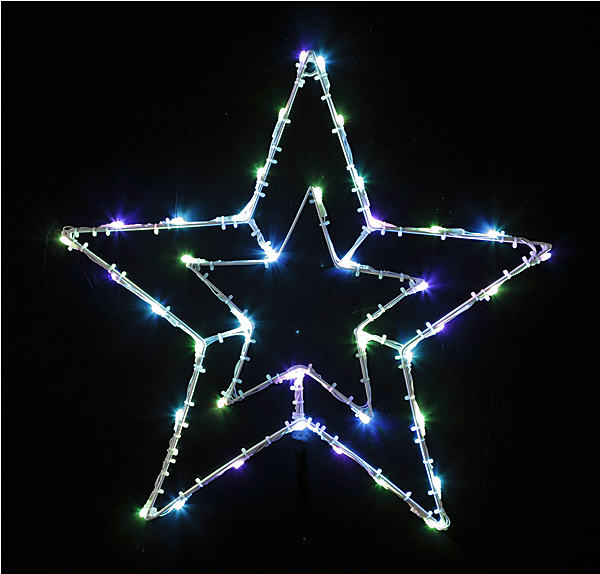 LEDモチーフスター