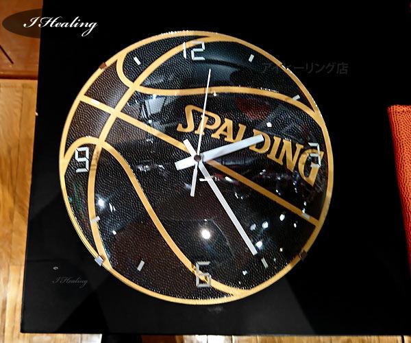 運動施設の時計