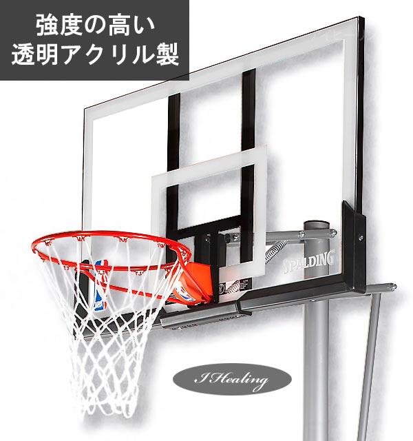 NBAロゴ付アクリルのバックボード
