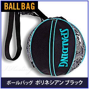ボールバッグ ポリネシアン ブラック