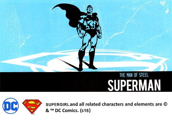 スーパーマンコラボ