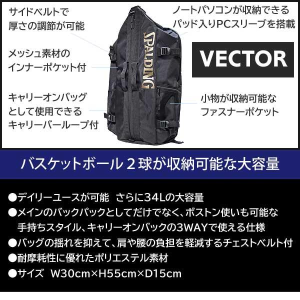 41-007 ベクター VECTORの特徴