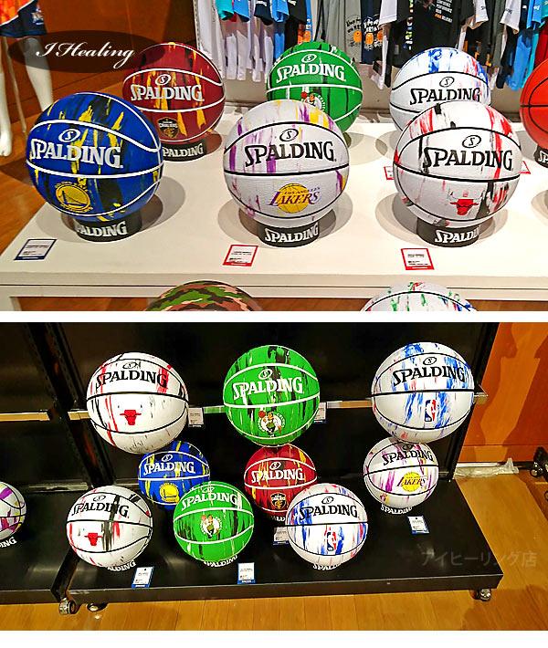 マーブル バスケットボール展示販売