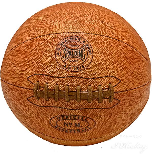 SPALDINGオフィシャル レプリカ バスケットボール