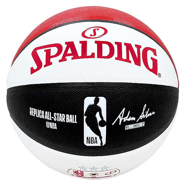 2020 NBA ALL STAR MONEYBALL REPLICA 76-674Z