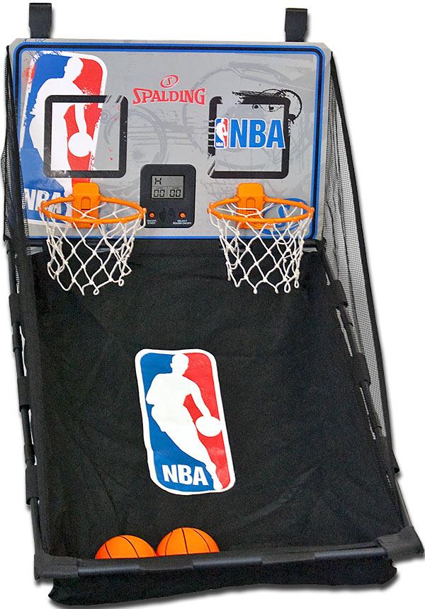 バスケットゲームのセット
