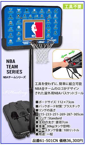 NBAチームシリーズ61-501CN