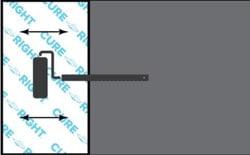 コンクリート養生シート キュアライト 施工手順2
