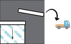コンクリート養生シート キュアライト 施工手順4