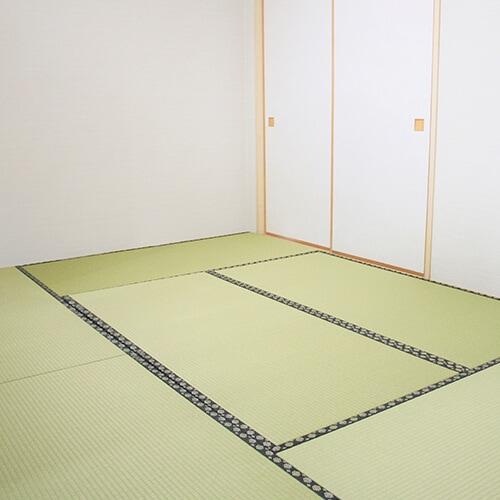 ダイケン 和紙畳 江戸間6畳セット
