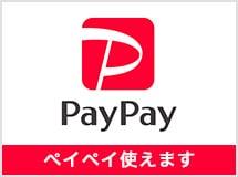 PayPay ペイペイ使えます
