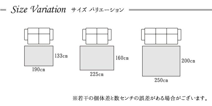 ウィルトンラグカーペット「イビサ・ガイア」 約160cm円形