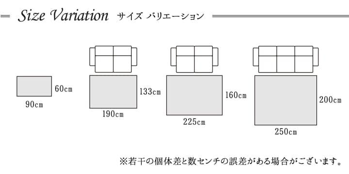 ウィルトン玄関マット「レイン・ペンヌ」約60×90cm