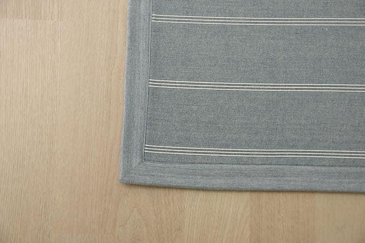 綿100% カーペット 3畳 「 パース 」 約185×240cm カラー:ネイビー、ブラウン 長方形 3畳 ラグカーペット 洗える 綿ラグ ホットカーペット対応 床暖房 オールシーズンコットン100