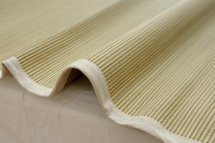 【寝具】 国産 い草 敷きパッド 「アスクドクターズ 敷きパッド」【IB】 医師の86%が使ってみたい シングル、セミダブル