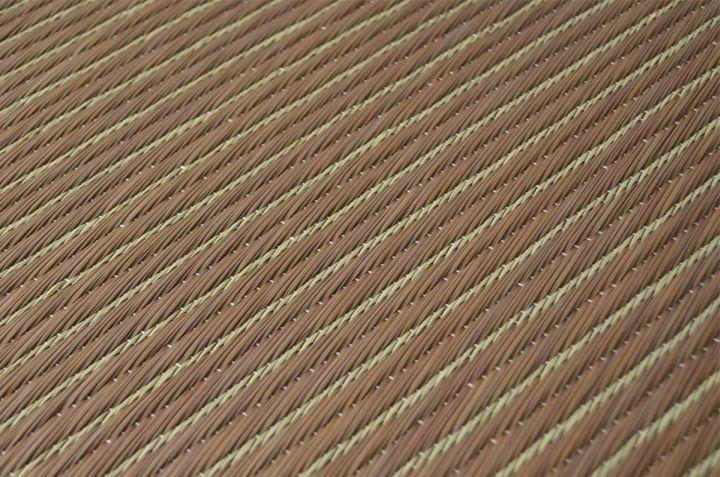 ヘリなし 置き畳 ユニット畳 フローリング畳  「 ソリッド 」