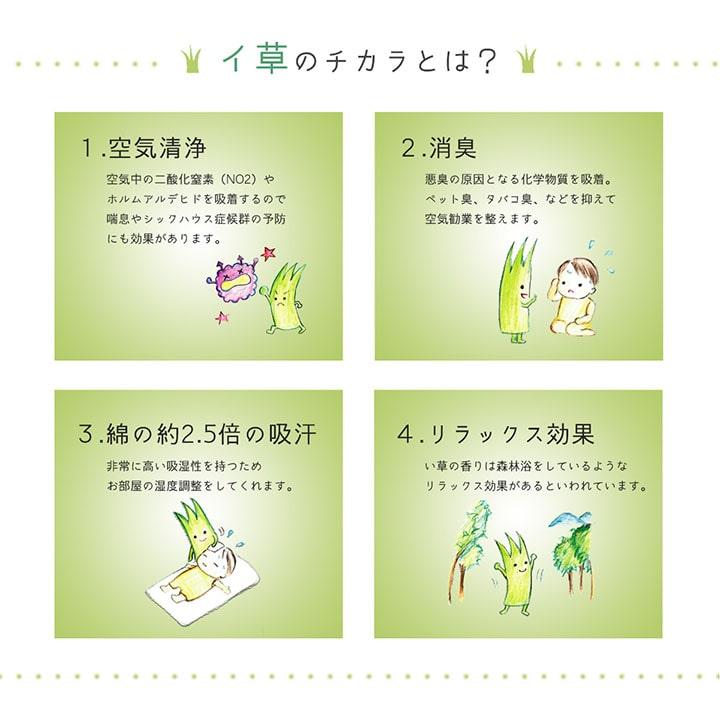 母の日 プレゼント ギフト スリッパ い草スリッパ 「 母スリッパ 」 Mサイズ 室内用 消臭 さわやか