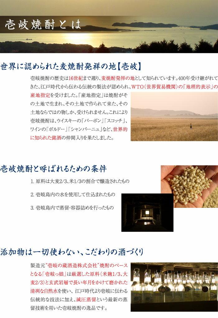壱岐は世界に認められた麦焼酎発祥の地