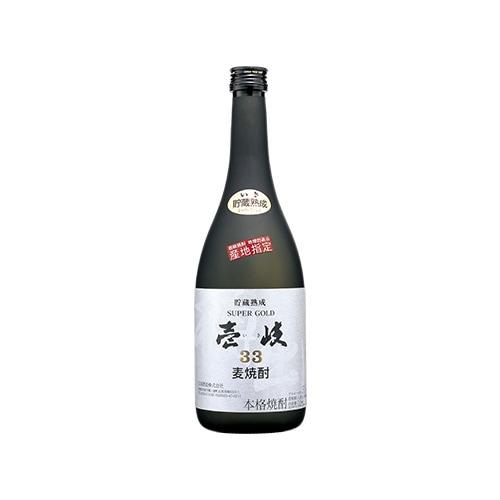 【玄海酒造】壱岐スーパーゴールド33% 720ml